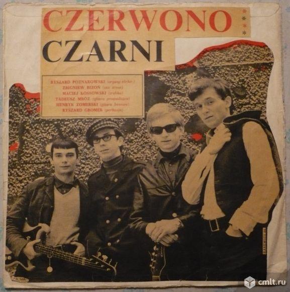 "Грампластинка (винил). Гигант [12"" LP]. Czerwono-Czarni. 1967. Polskie Nagrania Muza. Моно. Польша.. Фото 1."