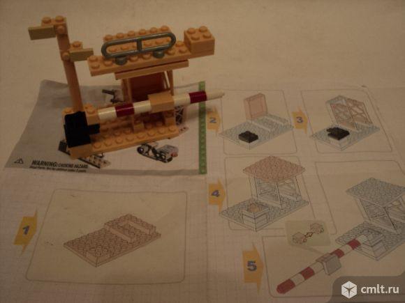 Конструктор Лего (Lego). Застава