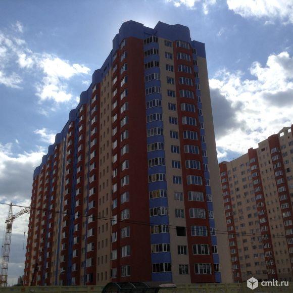 1-комнатная квартира 43,29 кв.м
