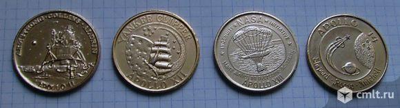 Медали APOLLO. Фото 1.