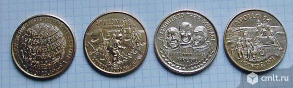 Медали APOLLO. Фото 2.