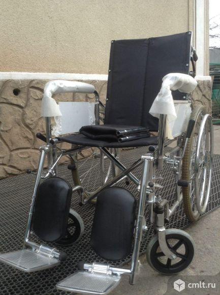 Инвалидная коляска. Фото 8.