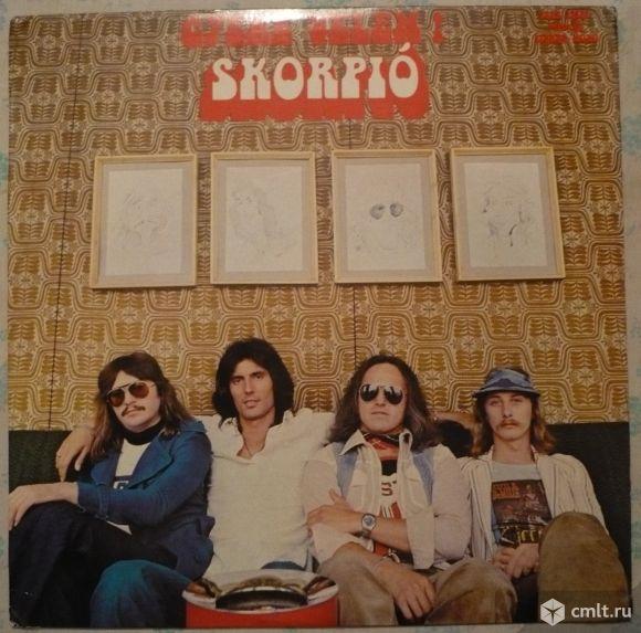 "Грампластинка (винил). Гигант [12"" LP]. Skorpio. Gyere velem! [Come With Me]. (P) 1978. Венгрия.. Фото 1."