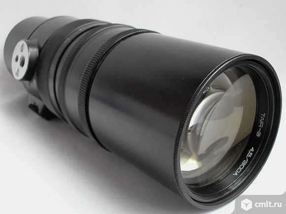 Объектив Таир-3С 4.5/300. Фото 1.