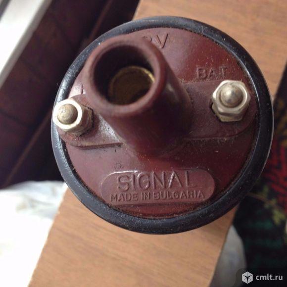 Катушка зажигания Signal 12В. Фото 1.