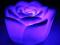 Светодиодная роза
