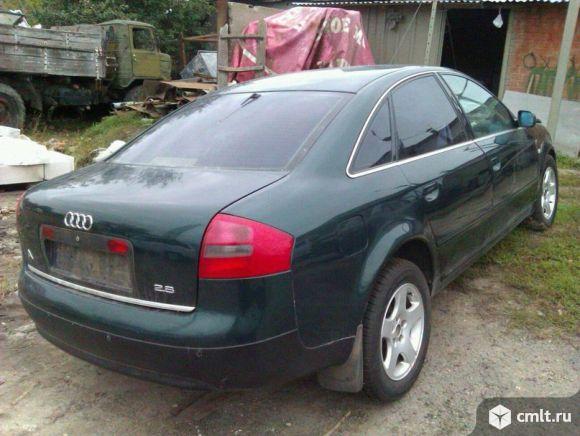 Для Audi-A6, кузов С5: двигатель, МКПП, двери. Фото 2.