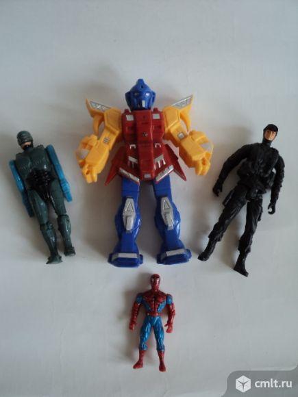 Детские игрушки солдатики. Фото 1.
