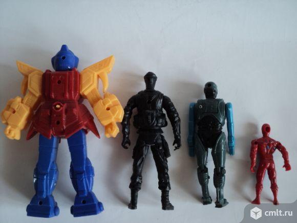 Детские игрушки солдатики. Фото 5.
