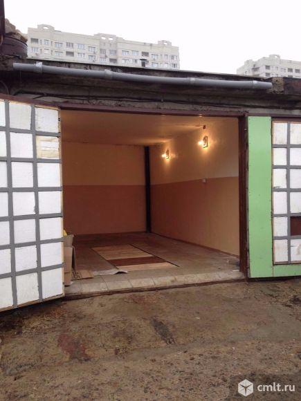 Капитальный гараж 40,1 кв. м Рекорд
