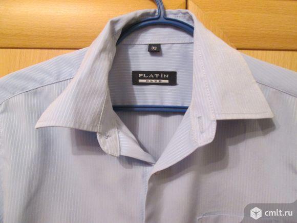 Рубашка школьная. Фото 2.
