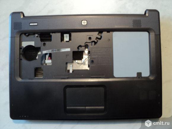 Ноутбук HP Compaq на запчасти. Фото 1.