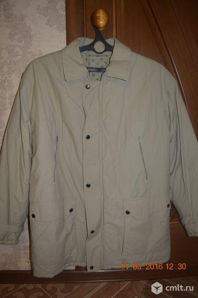 Продам демисезонную куртку (новая). Фото 1.