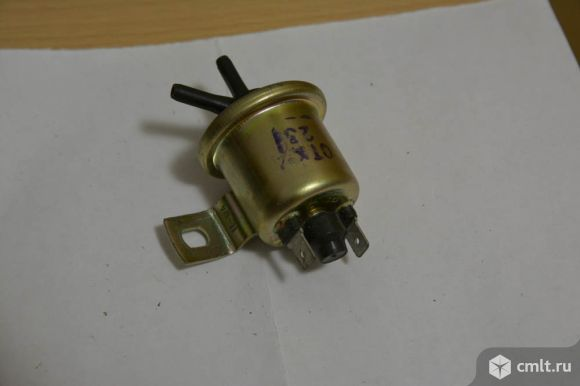 Клапан электромагнитный экономайз. ваз. Фото 3.