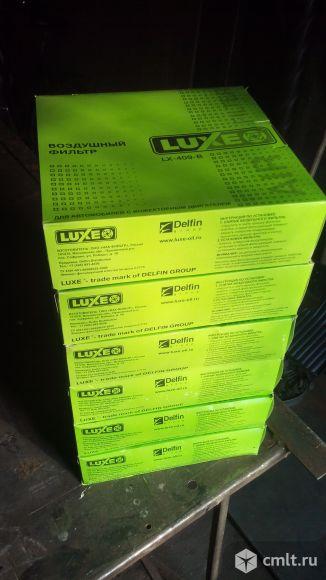 Фильтр воздушный Luxe LX-409-B для ВАЗ 2110-2115, Нива и др.