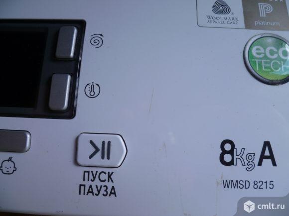 Запчасти на стиральную машину Hotpoint-Ariston WMSD 8215, загрузка 8 кг.. Фото 1.