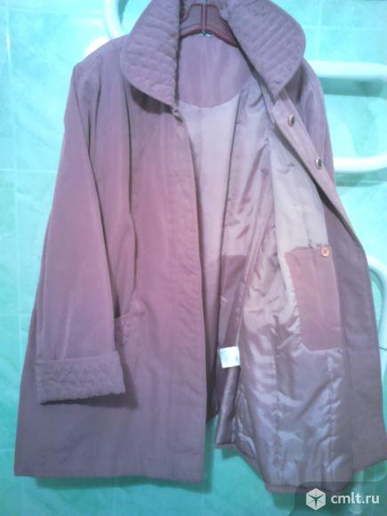 Куртка демисезонная женская, р. 54, новая, 800 р. Торг