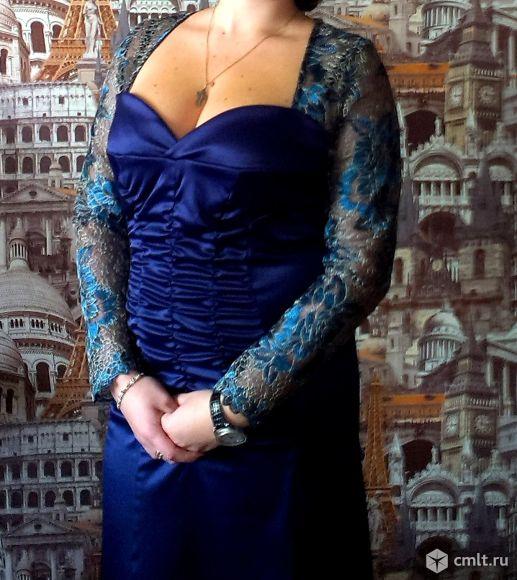 Нарядное праздничное платье. Фото 4.