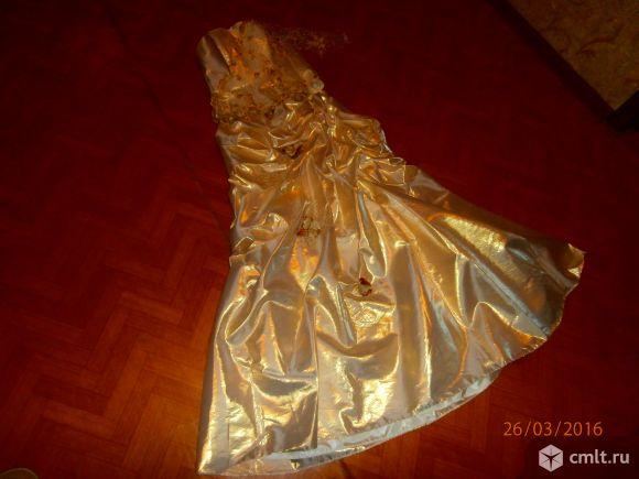 Продам вечернее-выпускное платье для девочки