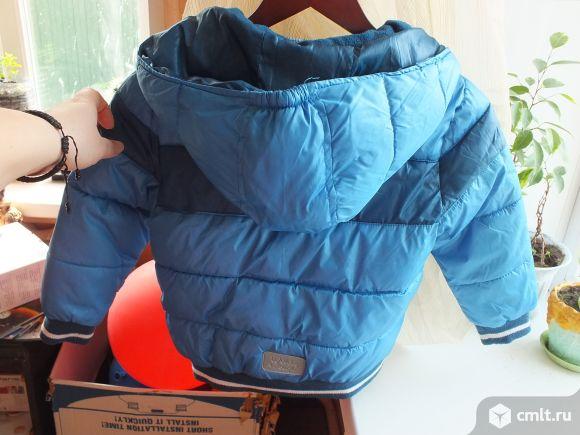 Куртка детская осень весна 116р