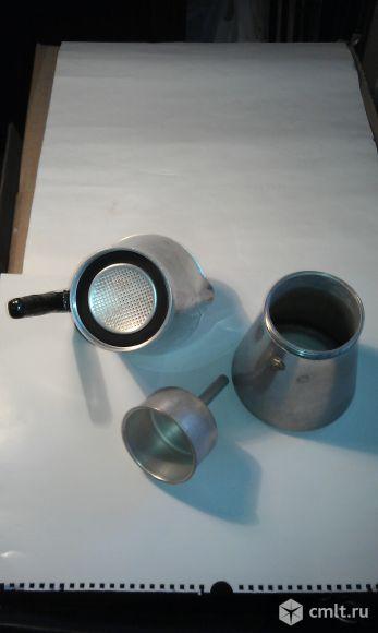 Кофеварка гейзерного типа из СССР