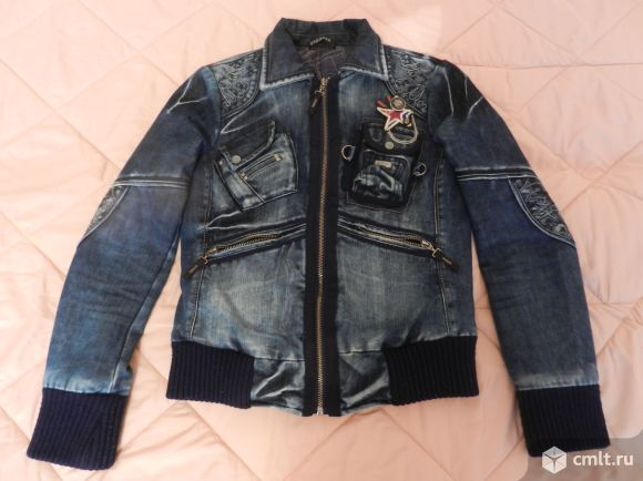 Брендовая Джинсовая Одежда