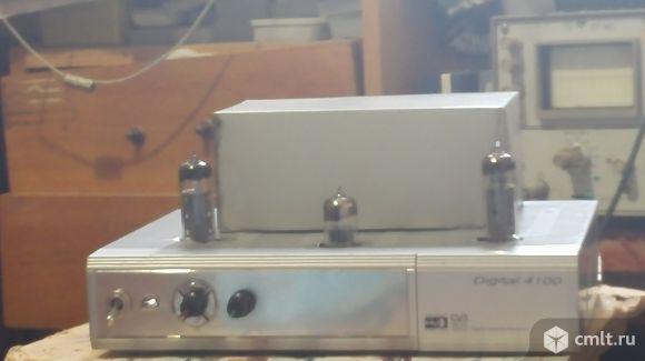 Усилитель однотактный ламповый 2х4вт