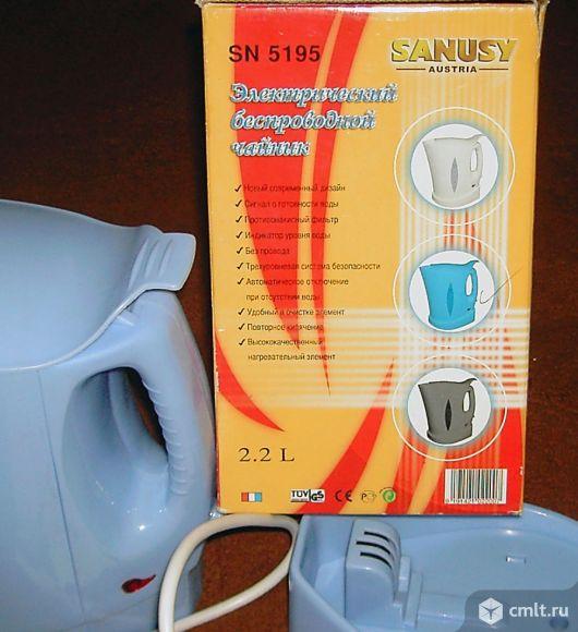 Чайник Sanusy. Фото 2.
