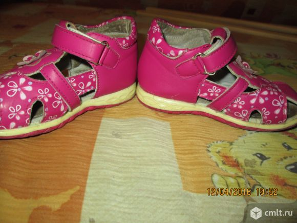 Детские сандали. Фото 3.