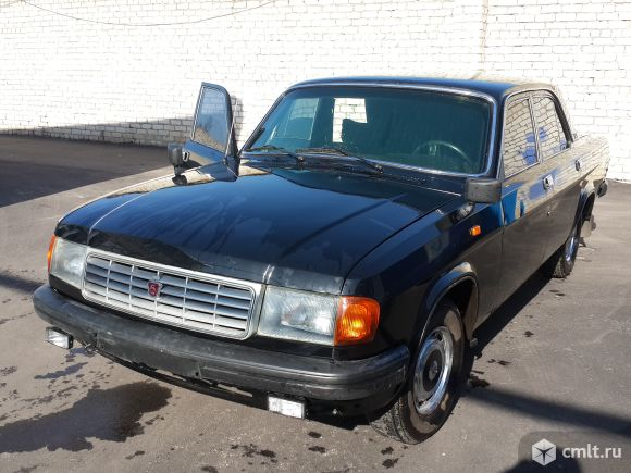 ГАЗ 31029-Волга - 1995 г. в.. Фото 1.