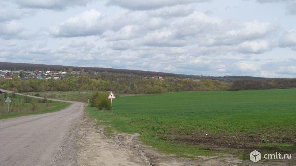 Семилукский район, Раздолье, Лозовая ул. 10 соток, ровный. Фото 6.