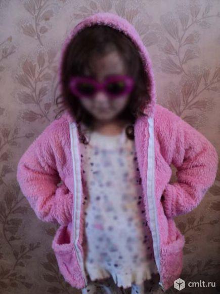 Кофта для девочки от 3-х лет. Фото 1.