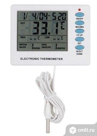 Комнатно-уличный термометр SH-118B