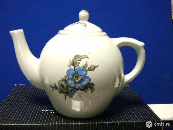 Чайник керамика 2л СССР