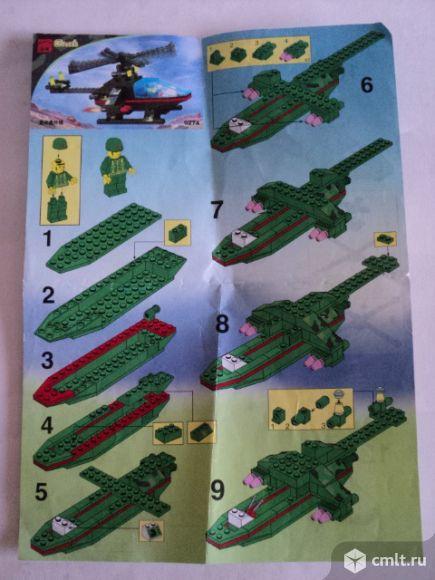 Конструктор Лего. Фото 8.