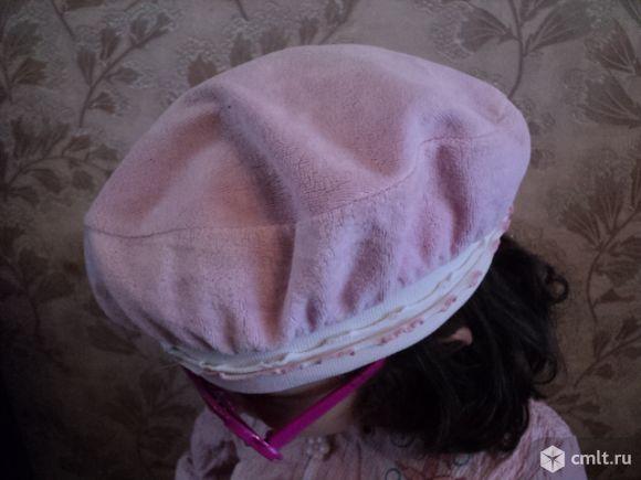 Берет шапочка детская