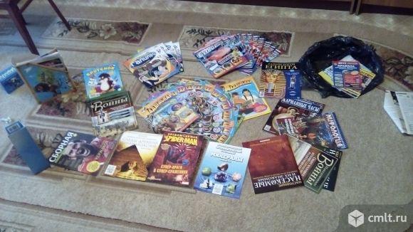 Детские журналы. Фото 1.