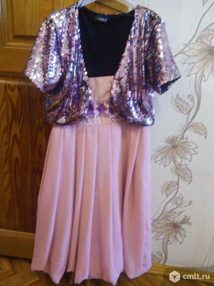 Платье с болеро. Фото 1.