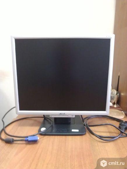 Монитор ж/к Acer