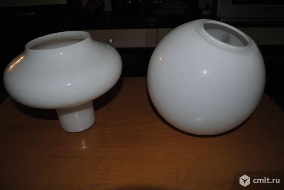 Плафоны (шары и купол) cветильники в сборе