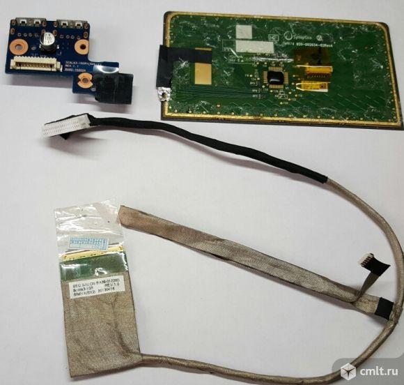 Запчасти на Samsung NP300E5A