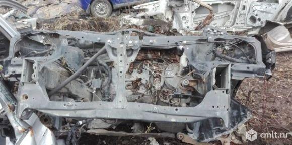 Передняя панель кузова ниссан примера P12 2007год. Фото 1.