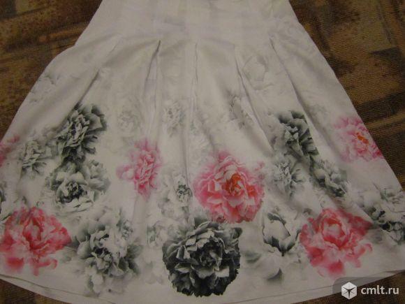 юбка женская коллекция немецкой одежды. Фото 1.