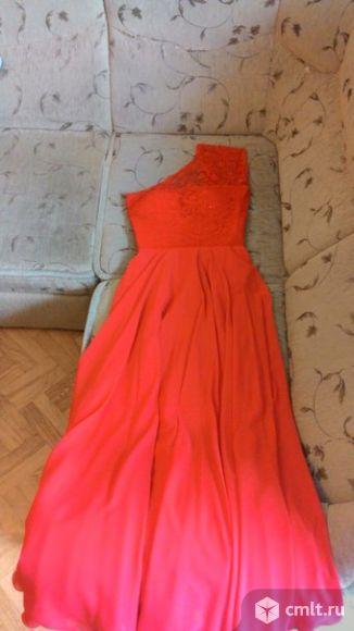 Продам платье на выпускной вечер. Фото 3.