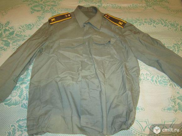 Рубашка военная. Фото 1.