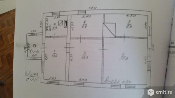Дом 74 кв.м