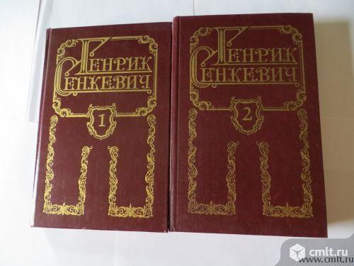 Генрик Сенкевич, с/с в 8 томах