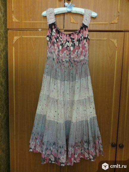 Платье летнее легкое. Фото 1.