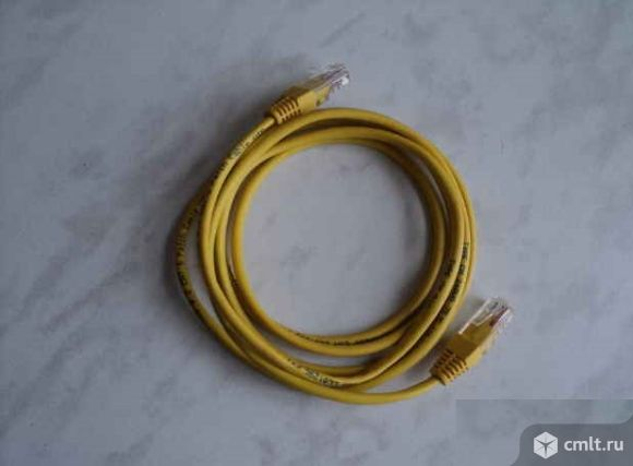 Сетевой интернет кабель