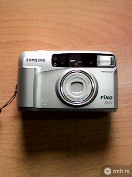 Фотоаппарат пленочный Samsung Fino 800